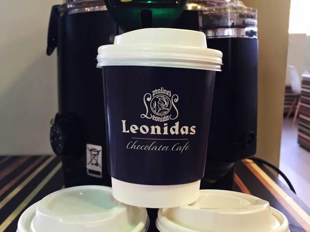 Leonidas - Chocolate Quente