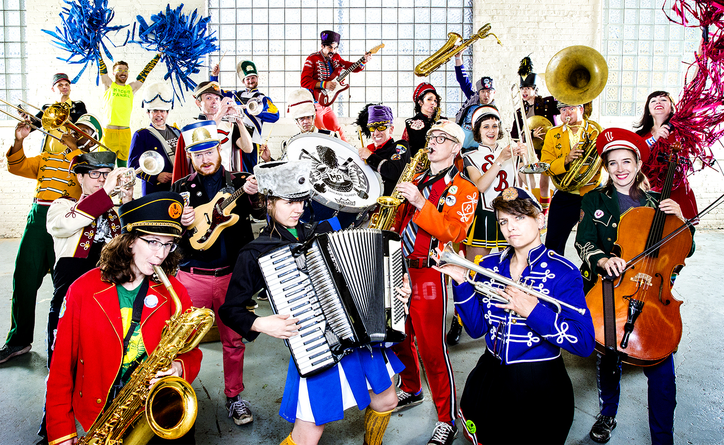 Mucca Pazza + Absolutely Not