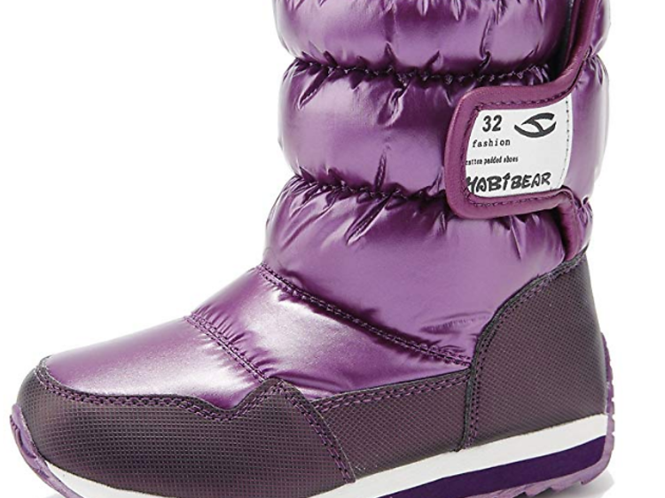 Winter Snow Boots from HOBIBEAR
