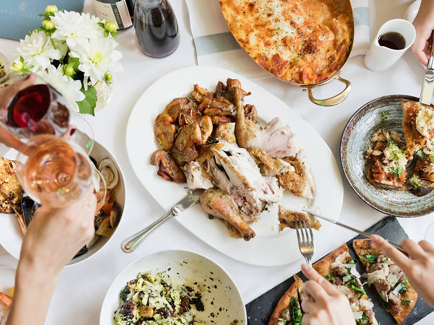 Where to eat Thanksgiving dinner in Los Angeles