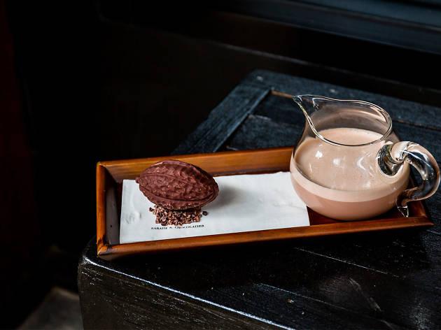 Sarath N. Chocolatier