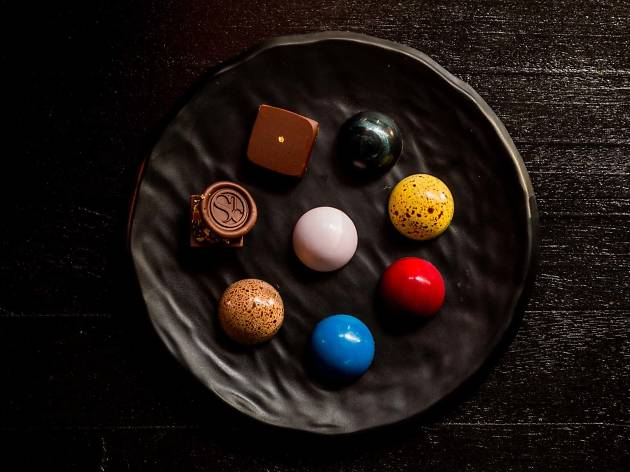 Three locally-sourced chocolate cafes