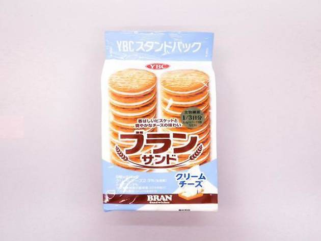 Bran San cream samdwiches