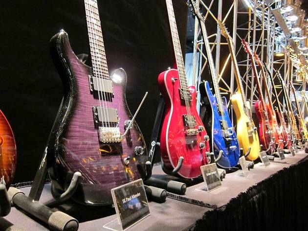 5 Best Music Shops In Singapore For Musical Instruments And