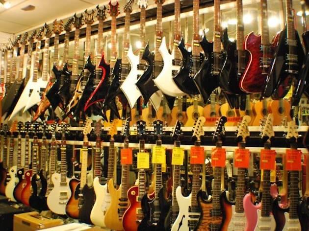 davis guitar