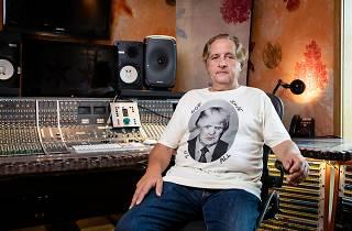 Richard Boote at Strongroom studios