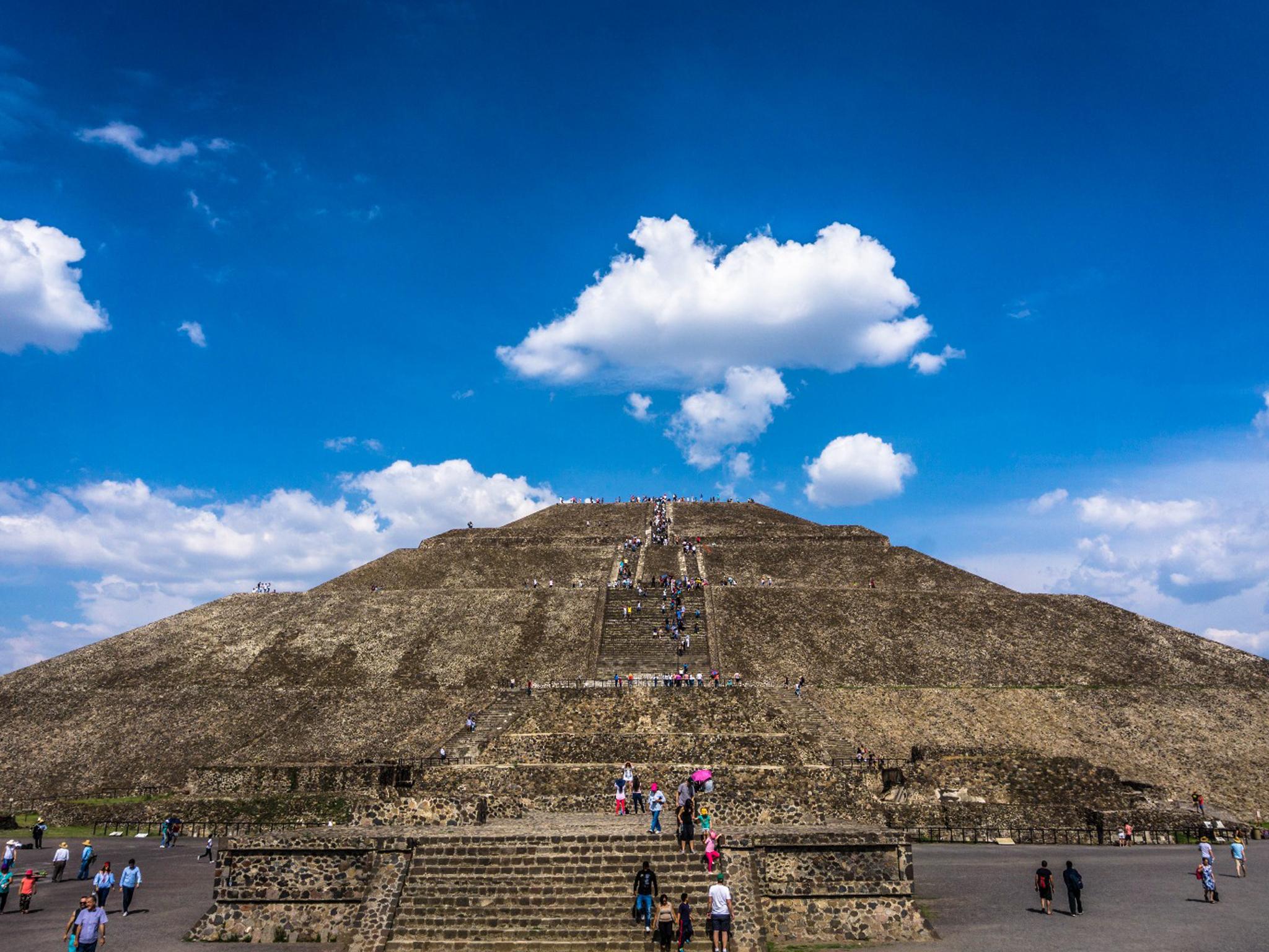 ¡Sobrevolando México!