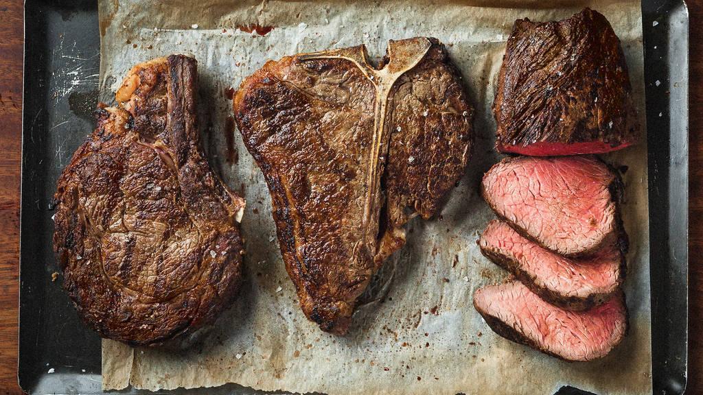 Les 34 meilleurs restaurants de viande à Paris