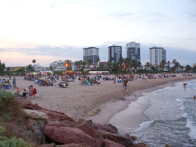 Playa del Puig