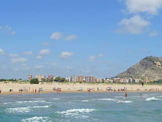 Playa de la Escollera