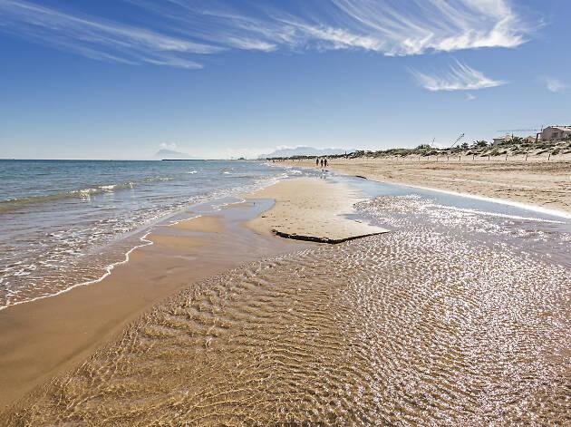 Las 15 playas más increíbles de Valencia
