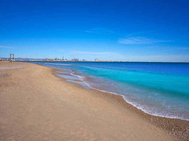 Pinedo playa
