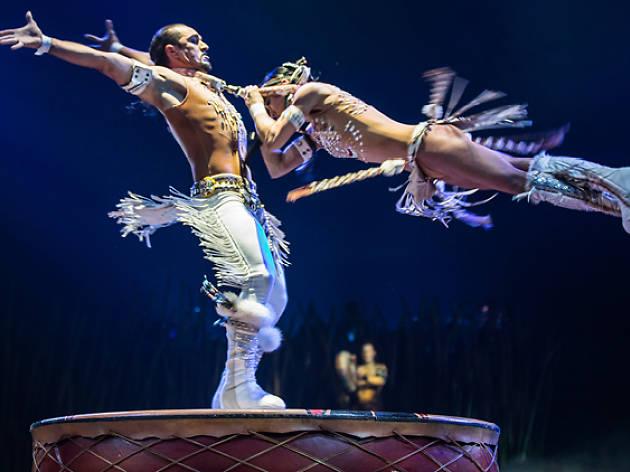 Win tickets to 'Cirque du Soleil: Totem'