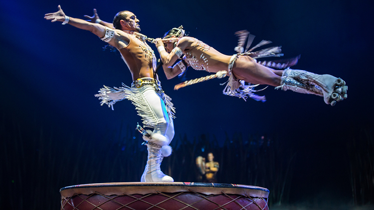 Win tickets to 'Cirque du Soleil: Totem'