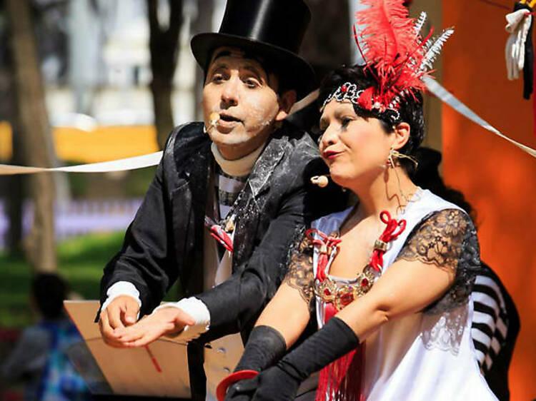 Magia y malabares (Teatro)
