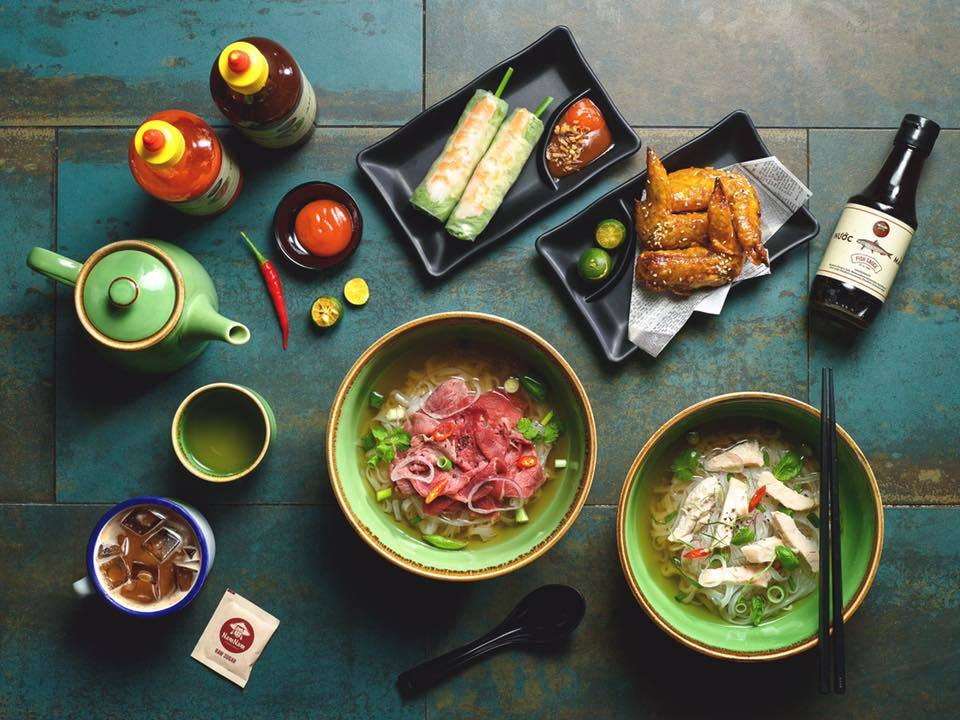 The best Vietnamese restaurants in Singapore