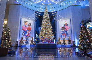 Christmas Around the World at MSI