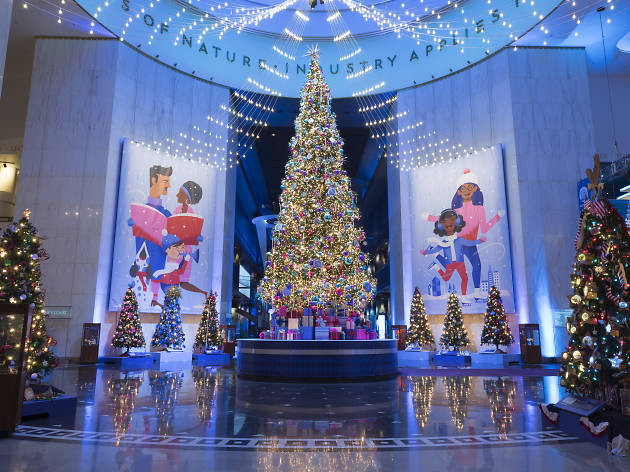 Museum Of Science And Industry Christmas Around The World 2020 Christmas Around the World"