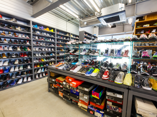 Best sneaker shops in Tokyo – updated be4016c4b