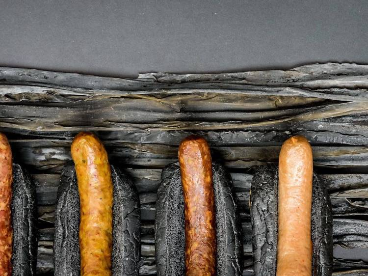 Sausage Commitment: smoked sausages