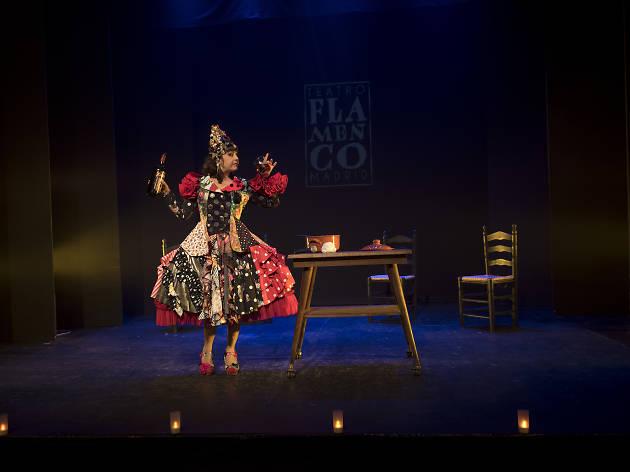 Domingo de vermut y potaje. Teatro flamenco
