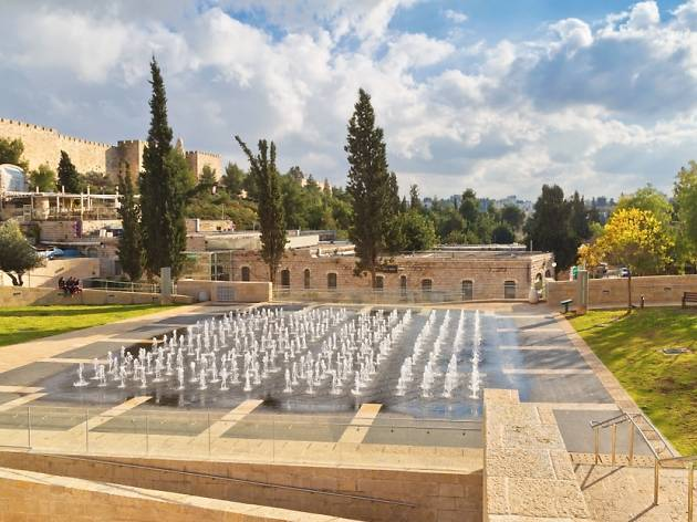 Fun things to do in Jerusalem with the entire family