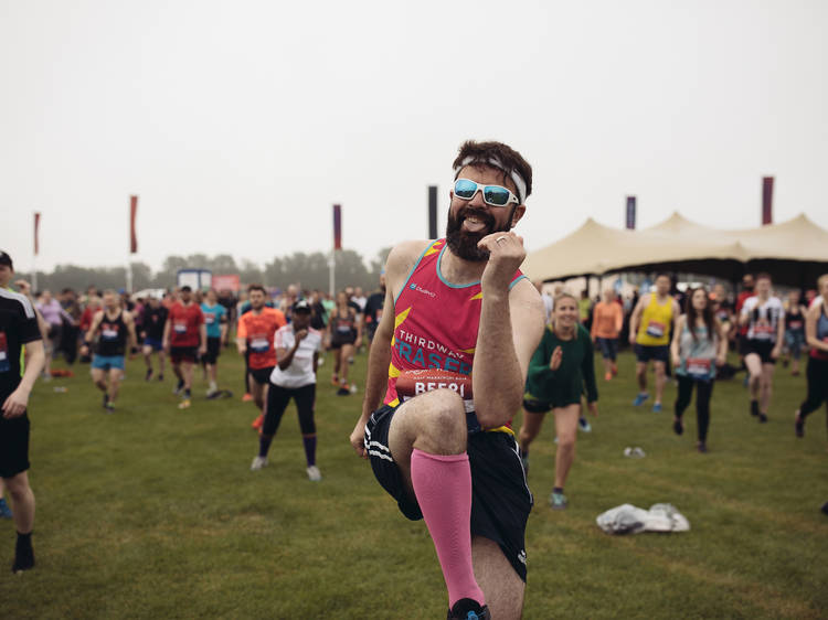 The UK's largest outdoor fitness fest is kicking off in Hackney