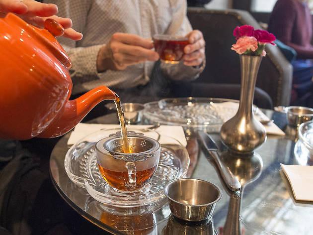Les meilleurs salons de thé de Paris