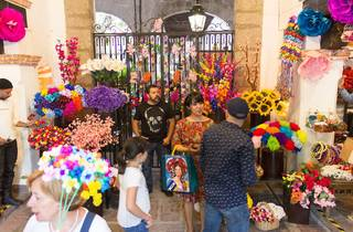 Bazaar Sábado (Foto: Mattza Tobón)