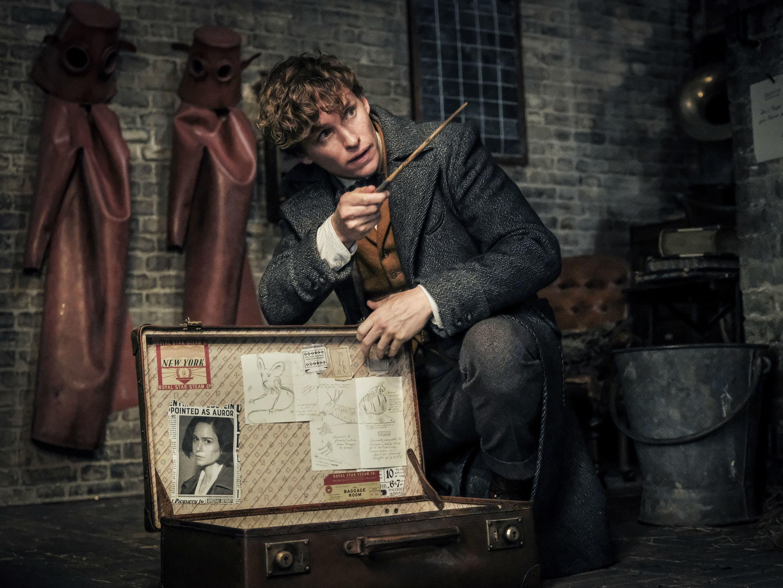 Eddie Redmayne vuelve con Animales fantásticos: Los crímenes de Grindelwald