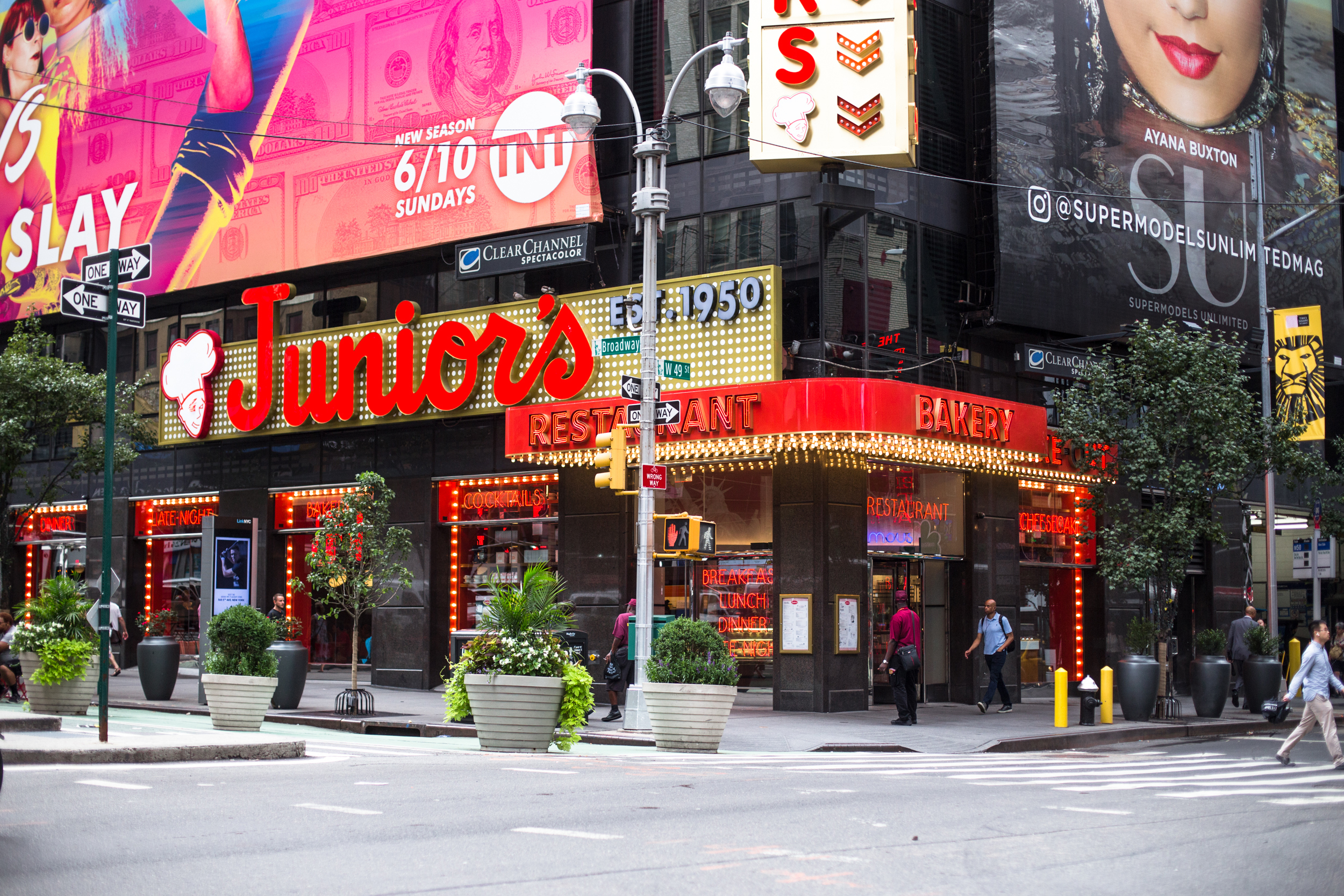 Fun restaurants in NYC for kids and families