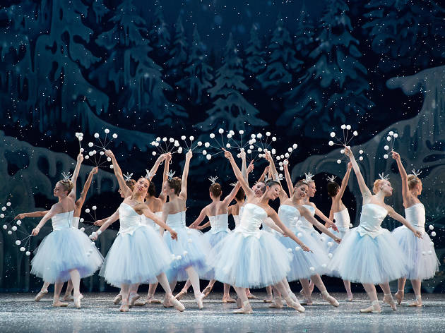 The best Christmas shows and 'Nutcrackers' in Los Angeles