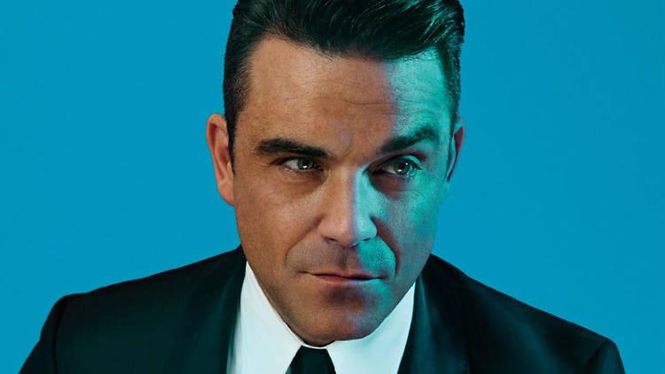 Robbie Williams en el Corona Capital