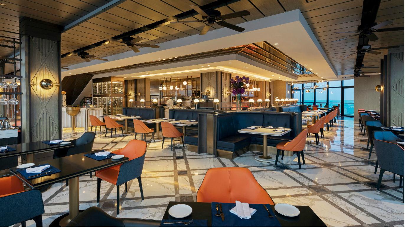 Broadening culinary perspectives at Horizon Grill