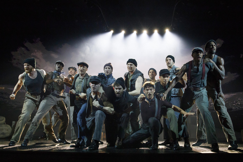 King Kong 2018 musical