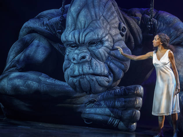 King Kong 2018 musical