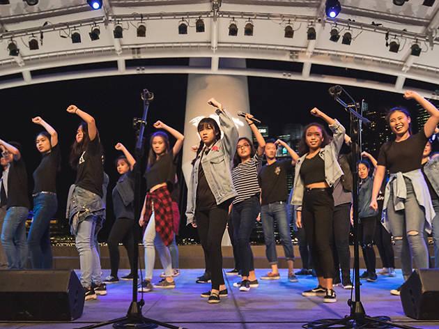 Esplanade Presents Voices - A Festival of Song