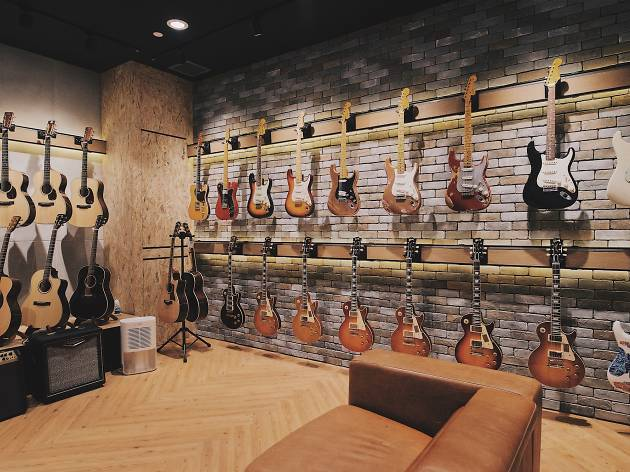 The best music shops in Singapore for musical instruments