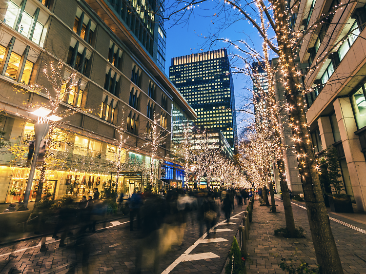 19 incredible illuminations and light-ups in Tokyo