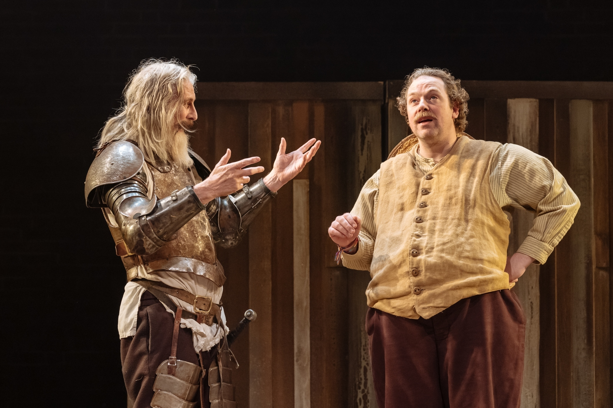 <p>'Don Quixote' at Garrick Theatre</p>