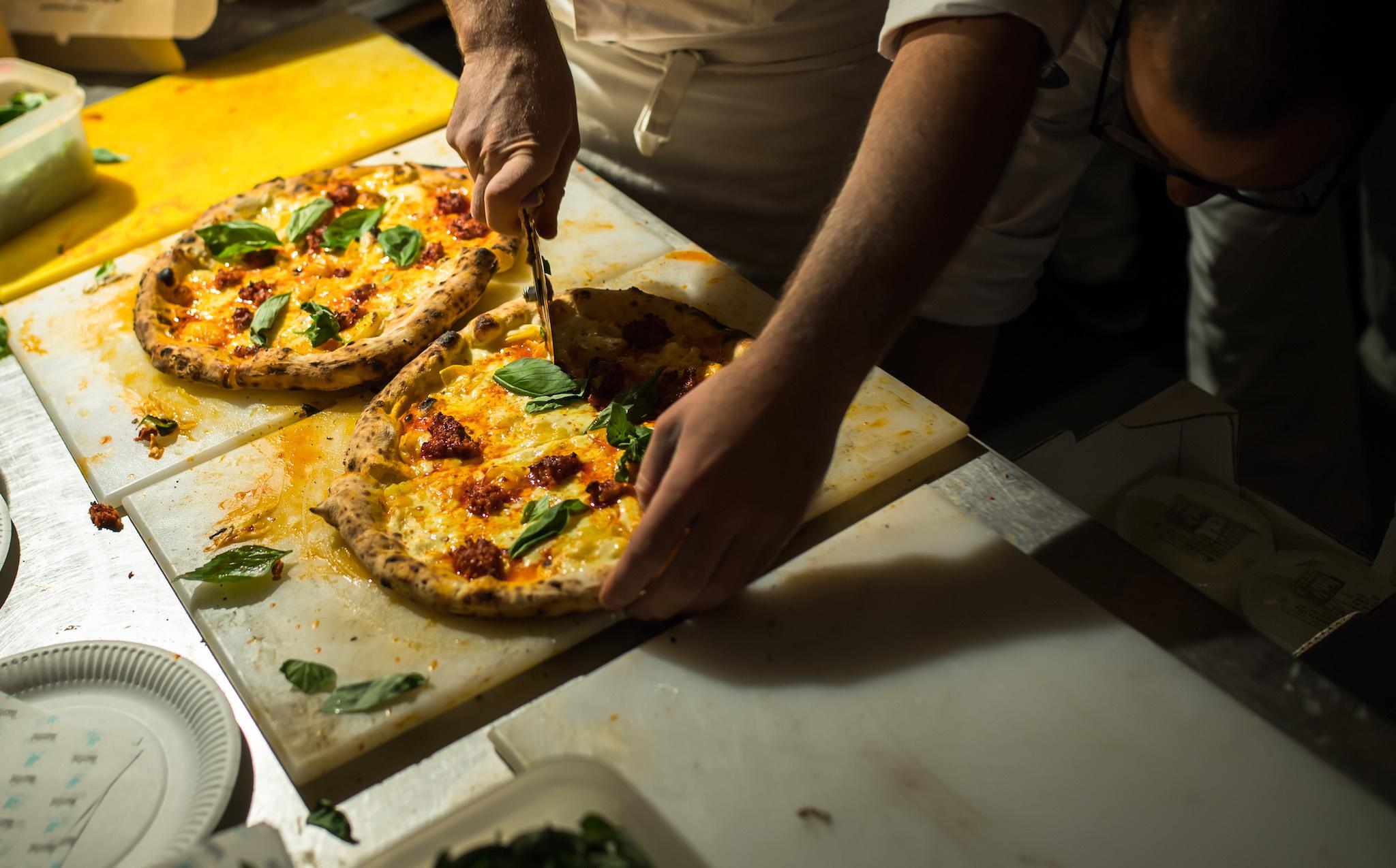 Pizza Prizefight