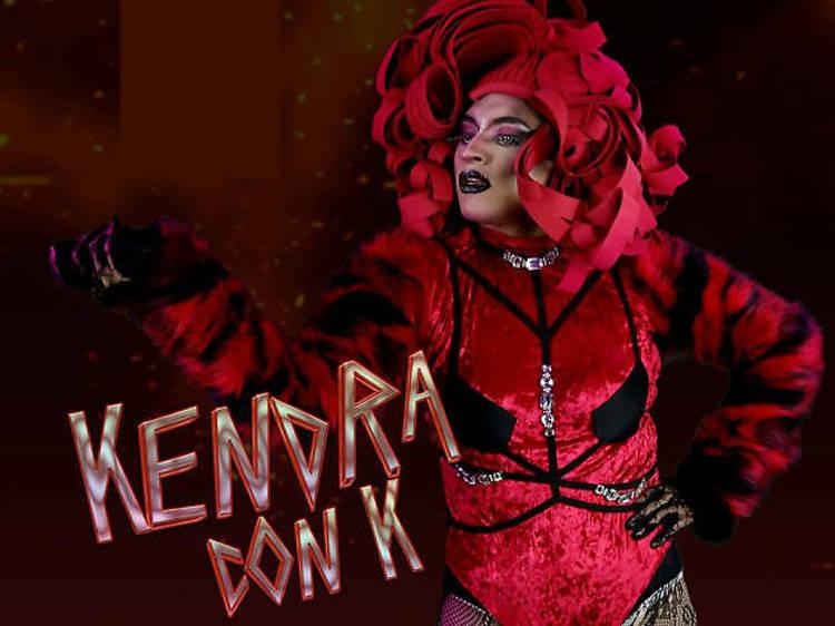 Kendra con K