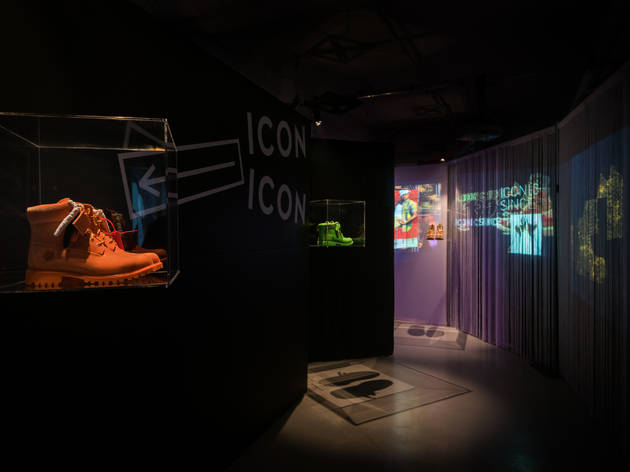 A first look at this weekend's Timberland exhibition: 'Celebrate the Icons'