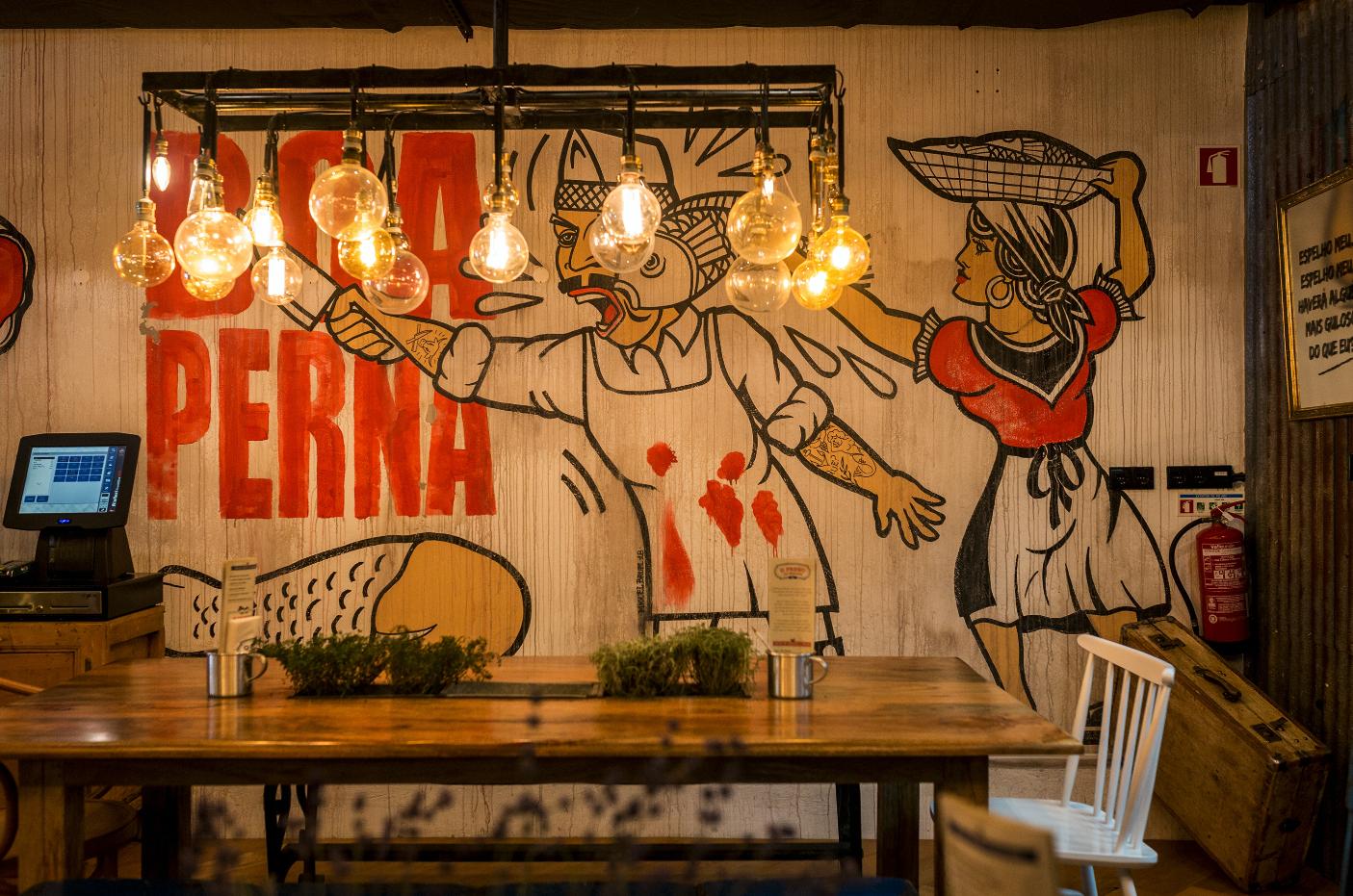 Estes restaurantes em Algés valem a viagem