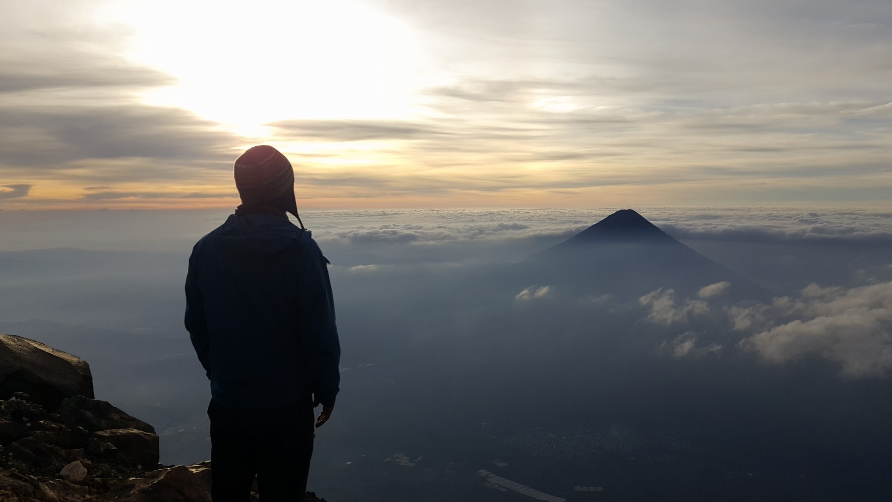 Pacaya Volcano, Antigua Guatemala