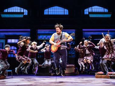 School of Rock the Musical review