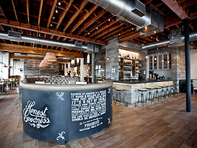 Yardbird dining room