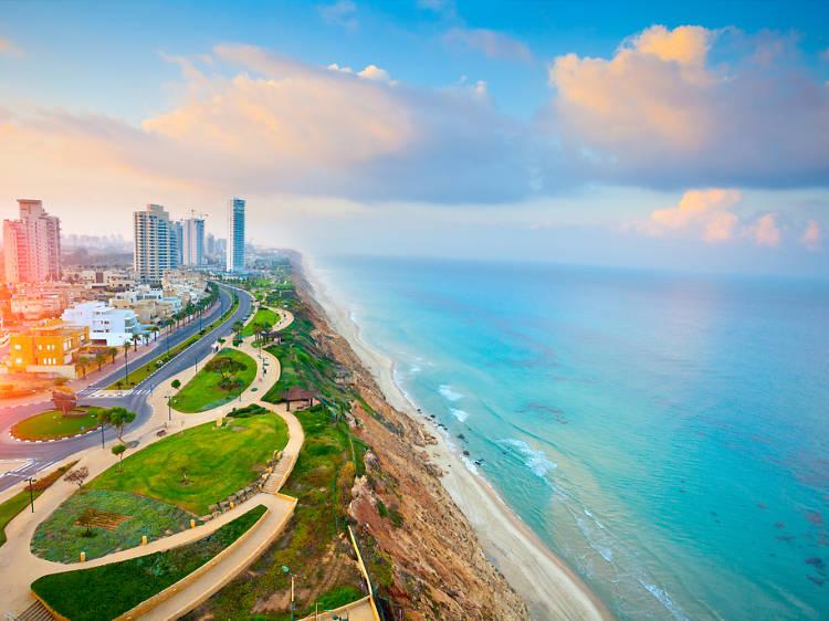 Netanya's top attractions