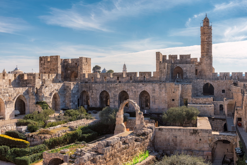 Discover landmarks in Jewish history