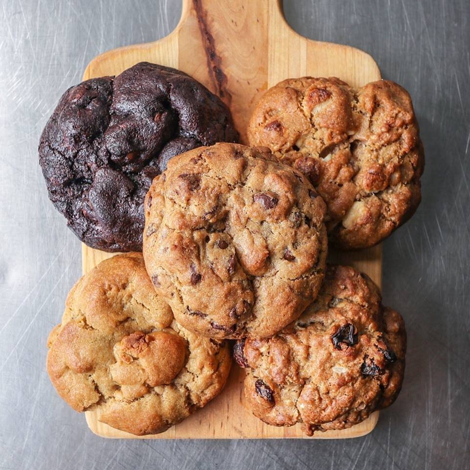 Where to find the best cookies in Hong Kong